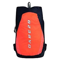 Dare 2B - Orange 'Silicone' pack away rucksack