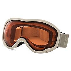 Dare 2B - Cream and white 'Velose' adult ski goggles