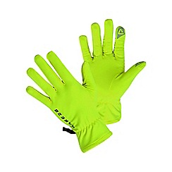 Dare 2B - Fluro yellow smart stretch glove