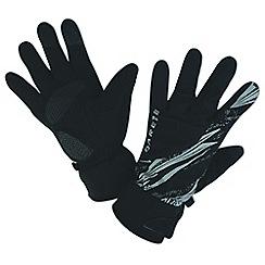 Dare 2B - Black 'Illume' cycle gloves