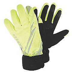 Dare 2B - Yellow 'Illume' cycle gloves