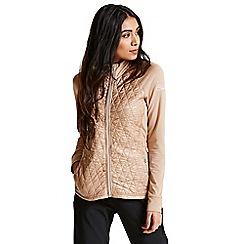 Dare 2B - Beige 'Irised' core stretch sweater