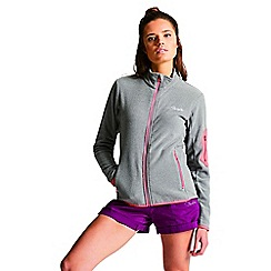 Dare 2B - Grey 'Perimeter' fleece hoodie