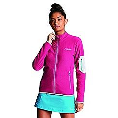 Dare 2B - Pink 'Perimeter' fleece hoodie