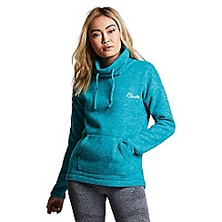 Dare 2B - Green 'off peak' fleece sweater