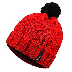 Dare 2B - Red 'Sheen' fleece beanie