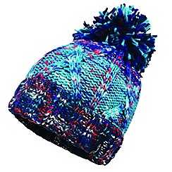 Dare 2B - Blue 'Concerted' fleece beanie