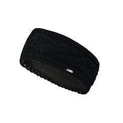 Dare 2B - Black 'Liberata' fax fur headband