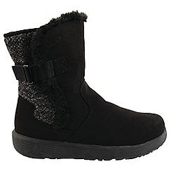 Dare 2B - Black 'Morzine' snow boots