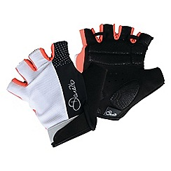 Dare 2B - White grasp cycle mitts