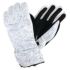 Dare 2B - White 'Adulation' glove