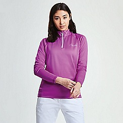 Dare 2B - Purple 'Loveline' core stretch sweatshirt