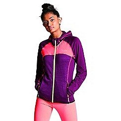 Dare 2B - Purple 'Courtesy' core stretch sweater