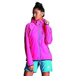 Dare 2B - Pink 'Tractile' softshell jacket