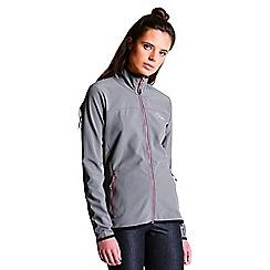 Dare 2B - Grey 'Centra' softshell jacket