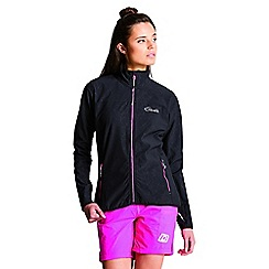Dare 2B - Black 'Centra' softshell jacket