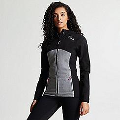 Dare 2B - Black 'Demure' hooded softshell jacket