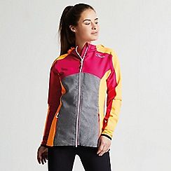 Dare 2B - Orange 'Demure' hooded softshell jacket