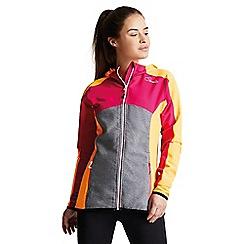 Dare 2B - Orange 'Demure' hooded softshell jacket