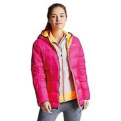 Dare 2B - Pink 'Lowdown' showerproof jacket