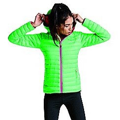 Dare 2B - Green 'Drawdown' ski jacket