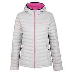 Dare 2B - Grey 'Drawdown' hooded ski jacket