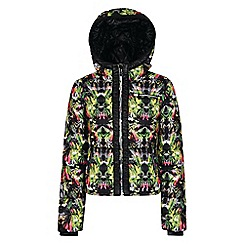Dare 2B - Mixed 'Profusion' luxe puffa hooded jacket