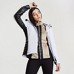Dare 2B - White 'Comprise' luxe jacket