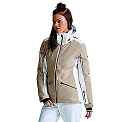 Dare 2B - Brown 'Revival' waterproof ski jacket
