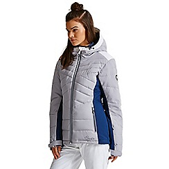 Dare 2B - Grey 'Illation' waterproof ski jacket