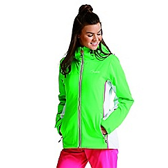 Dare 2B - Green 'Invoke' waterproof ski jacket