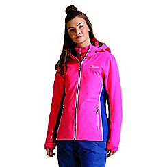 Dare 2B - Pink 'Invoke' waterproof ski jacket