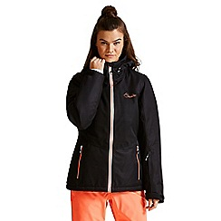 Dare 2B - Black 'Beckoned' waterproof ski jacket