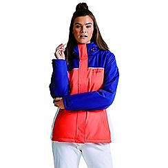 Dare 2B - Pink 'Ingress' waterproof ski jacket