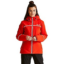 Dare 2B - Red 'Effectuate' ski jacket