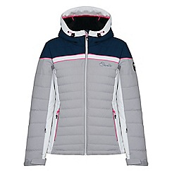 Dare 2B - Silver 'Novela' waterproof ski jacket