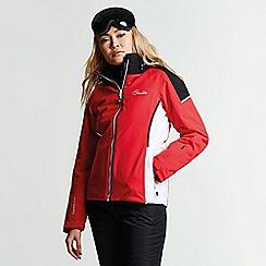 Dare 2B - Red 'Contrive' waterproof ski jacket