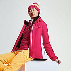Dare 2B - Pink 'Contrive' waterproof ski jacket