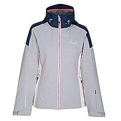 Dare 2B - Silver 'Contrive' waterproof ski jacket