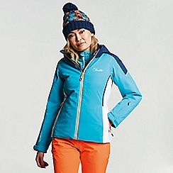 Dare 2B - Blue 'Contrive' waterproof ski jacket