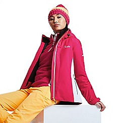 Dare 2B - Pink 'Contrive' waterproof ski jacket