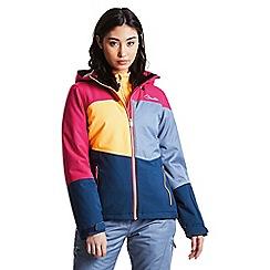 Dare 2B - Pink 'In destruct' wateproof ski jacket