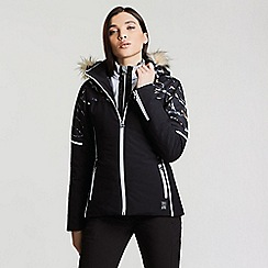 Dare 2B - Black 'Providence' waterproof ski jacket