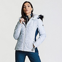 Dare 2B - White 'Providence' waterproof ski jacket