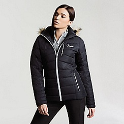Dare 2B - Black 'Curator' waterproof ski jacket