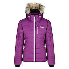 Dare 2B - Purple 'Curator' waterproof ski jacket