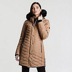Dare 2B - Brown 'Svelte' waterproof ski jacket