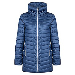 Dare 2B - Blue 'Longline' insulated ski jacket