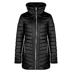 Dare 2B - Black 'Longline' insulated ski jacket