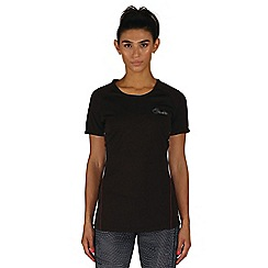 Dare 2B - Black three strikes sports t-shirt